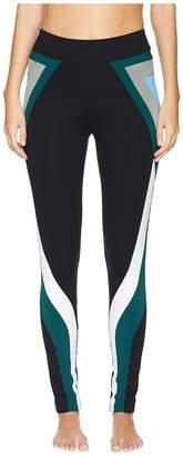 NO KA 'OI NO KA'OI Nohona Kimi Leggings Women's Casual Pants