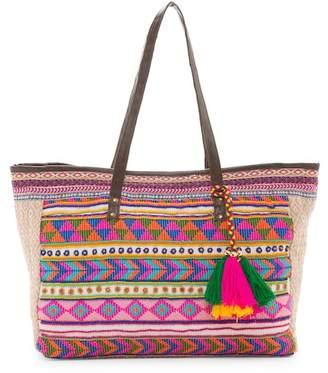 Kareena's Multi Color Canvas Tote Bag