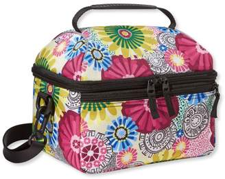 L.L. Bean L.L.Bean Flip-Top Lunch Box, Print