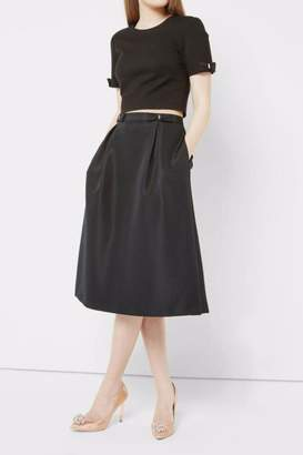 Ted Baker Bow Flare Skirt