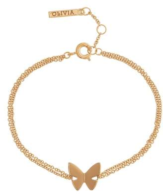 Olivia Burton Social Butterfly Chain Bracelet