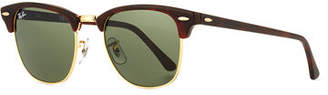 Ray-Ban Clubmaster® Monochromatic Sunglasses