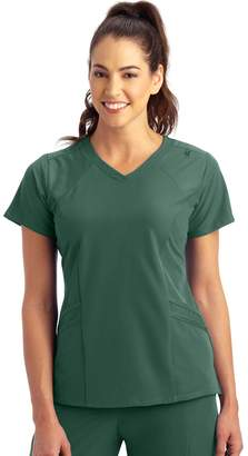 Jockey Women's Scrubs Performance RX Make Your Move Top