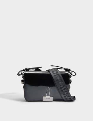 Off-White OFF WHITE Mirror mini flap bag