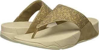 FitFlop Women's Lulu Popstud Flip Flop Sandal