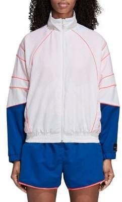 adidas Colourblock Full-Zip Jacket