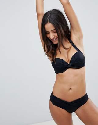 Dorina Black Short Bikini Bottom