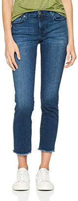 7 For All Mankind Seven International SAGL Women's Pyper Crop Skinny Jeans,W31/L27 (Manufacturer Size: 31)