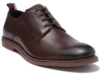 Ben Sherman Brent Plain Toe Leather Derby