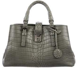 512dc437c66b Bottega Veneta Crocodile Handbags - ShopStyle