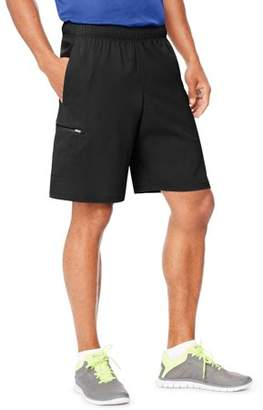 Hanes Sport Men's Hybrid Pocket Shorts, up to 2XL
