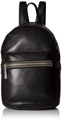 Frye Lena Zip Leather Backpack