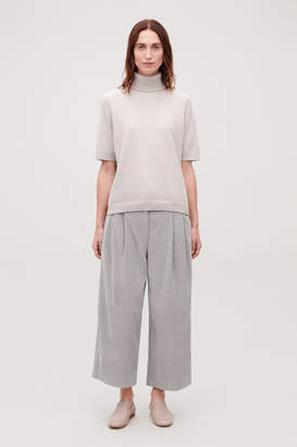 Cos WIDE-LEG CORDUROY TROUSERS