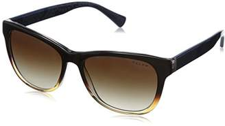 Ralph Lauren Ralph by women's 0RA5196 Round Sunglasses