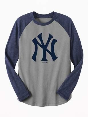 Old Navy MLB® Team Raglan Tee for Boys