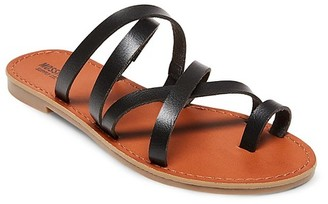 Mossimo Supply Co. Women's Lina Slide Sandals Mossimo Supply Co. $15.99 thestylecure.com