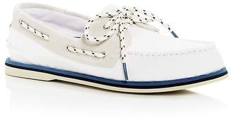 Sperry Men's Authentic Original Two Eye Nautical Boat Shoes