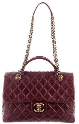 Chanel Large Castle Rock Flap Bag