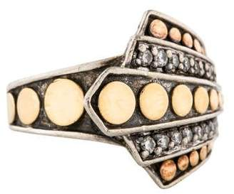 John Hardy Diamond Dot Ring