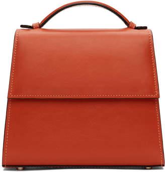 Hunting Season Red Small Top Handle Bag