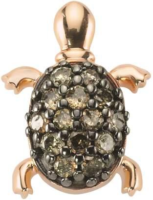 Bee Goddess Happy & Lucky Turtle Earring