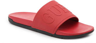 GUESS Gmdelfino Slide Sandal - Men's