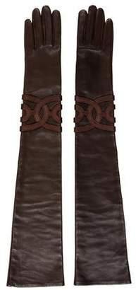 Hermes Soya Elbow Length Gloves