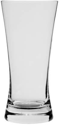 Ten Strawberry Street Regina Set Of Four 13Oz Pilsner Glasses