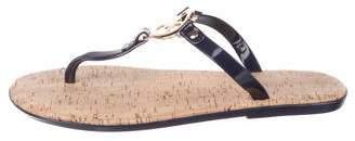 MICHAEL Michael Kors Rubber Thong Sandals