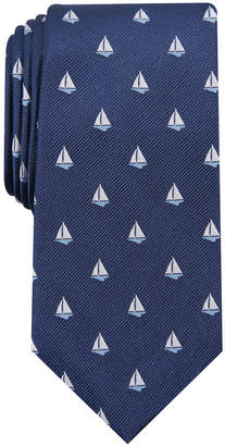 Club Room Men Sailboat Neat Tie