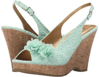 Laundry by Shelli Segal CL By Immortal Women's Wedge Shoes