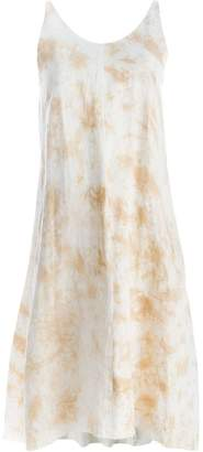 Individual Sentiments tie dye print tank dress