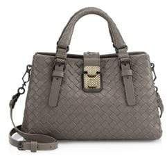 Bottega Veneta Weave Leather Satchel