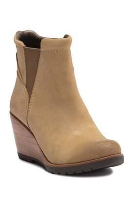 Sorel After Hours Waterproof Suede Chelsea Boot