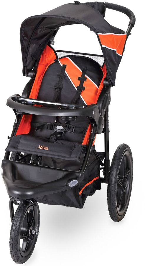 Baby Trend Baby Trend® Xcel Jogger Stroller in Tiger Lily