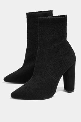 Topshop WIDE FIT Esme Ankle Boots