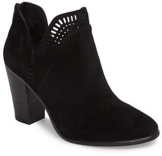 Vince Camuto Fileana Split Shaft Suede Bootie