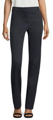 Elie Tahari Leena Straight-Leg Pants $228 thestylecure.com