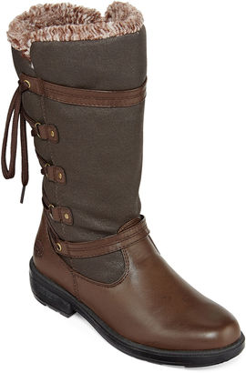 Totes totes Mona Womens Cold-Weather Boots $90 thestylecure.com