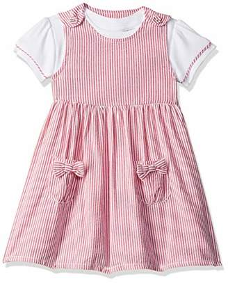 b0247069f80 Mothercare Baby' Girls Cord Pinny Dress Short Sleeve and Bodysuit Pale Pink,  (Size
