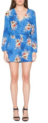 Women's Willow & Clay Floral Print Romper $89 thestylecure.com