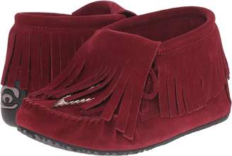 Manitobah Mukluks Paddle Suede Moccasin Vibram Women's Boots