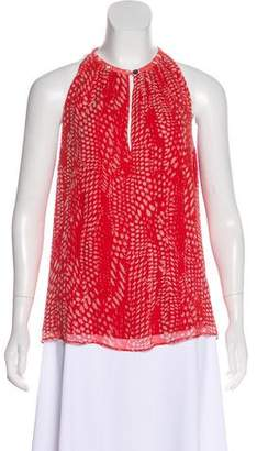 Ramy Brook Printed Sleeveless Top