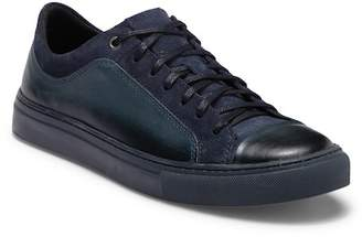 Donald J Pliner Berkeley Leather Lace-Up Sneaker