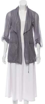 Diane von Furstenberg Brady Lightweight Jacket