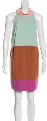 Camilla And Marc Sleeveless Mini Shift Dress