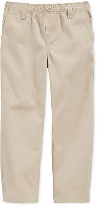 Nautica (ノーティカ) - Nautica School Uniform Pull-On Pants, Little Boy