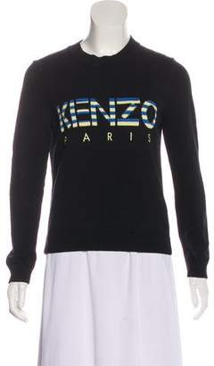 Kenzo Crew Neck Lightweight Sweater