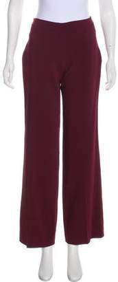 Giambattista Valli Mid-Rise Wide-Leg Pants