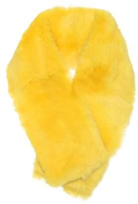 Calvin Klein (カルバン クライン) - Calvin Klein 205W39NYC Shearling scarf